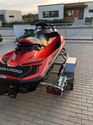 Sea Doo RXP-X 300 RS 1.6 217kW