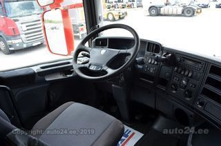 Scania R420 Opticruise Retarder EU4 11.7 R6 309kW