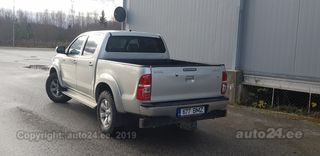 Toyota Hilux Double Cab SR+ 3.0 D-4D 126kW