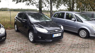 Ford Focus 2.0 85kW