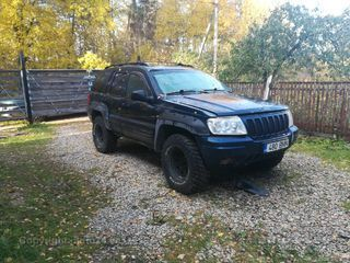 Jeep Grand Cherokee Off Road >> Jeep Grand Cherokee Limited Offroad 4 0 R6 140kw Auto24 Ee
