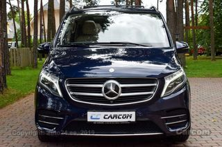 Mercedes-Benz V 250 AMG Avantgarde Long 4Matic 6K 2.1 BlueEfficiency 140kW
