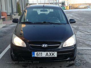 Hyundai Getz City-Star 1.1 R4 12V 49kW