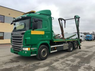 Scania G480 6x2+EURO5+OPTICRUISE 353kW