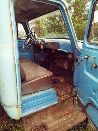 GAZ 52 03 furgoon 55kW