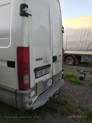 Iveco Daily 2.8 TDI 92kW