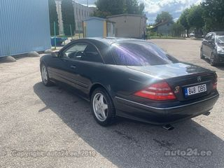 Mercedes-Benz CL 500 5.0 V8 220kW