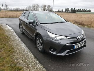 Toyota Avensis Valvematic Active Plus 1.8 108kW