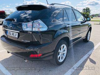 Lexus RX 350 President 3.5 V6 203kW
