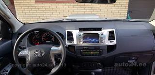 Toyota Hilux Double Cab SR+ 3.0 D-4D 126kW