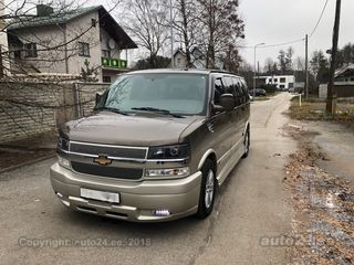Chevrolet Express 5.3 231kW