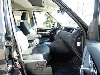 Land Rover Discovery 4 SDV6 HSE 3.0 188kW