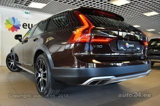 Volvo V90 Cross Country AWD B&W PRO XENIUM INTELLI SAFE  2.0 D5 WINTER PRO 173kW