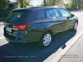 Opel Astra Business ST facelift 1.6 81kW