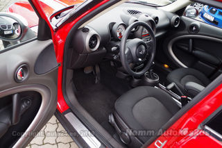 MINI Countryman Cooper D Chili Red 2.0 d 82kW