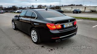 BMW 740 d xDrive Facelift 2013 3.0 230kW