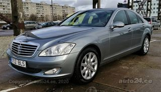 Mercedes-Benz S 350 3.5 200kW