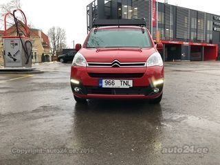 Citroen Berlingo 1.6 bluehdi 73kW