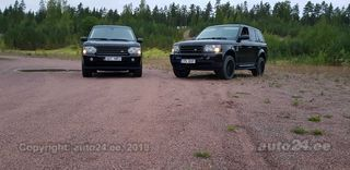 Land Rover Range Rover Westminster special edition 3.6 V8 240kW