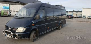 Mercedes-Benz Sprinter 2.7 115kW