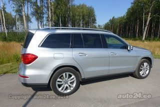 Mercedes-Benz GL 350 3.0 190kW