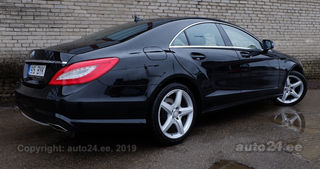 Mercedes-Benz CLS 250 AMG Sports Package 2.2 R4 TDI CR 150kW