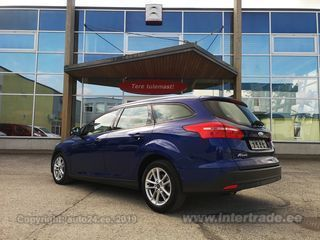 Ford Focus BUSINESS TURNIER 1.5 TDCi 88kW