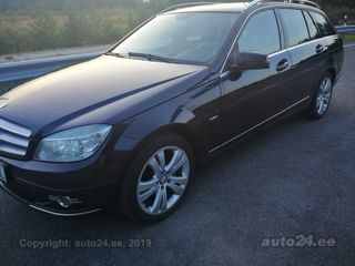 Mercedes-Benz C 200 BlueEfficienty 2.1 100kW