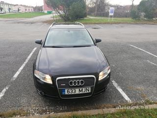 Audi A4 S-Line 2.0 103kW