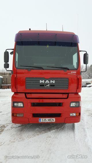 MAN TGA 18.430 4X2 BLS 316kW
