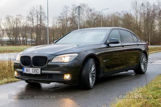 BMW 730 LONG F02 Dynamic Drive 3.0 180kW