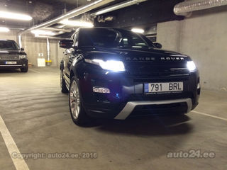 Land Rover Range Rover Evoque Si4 4WD Dynamic 2.0 177kW
