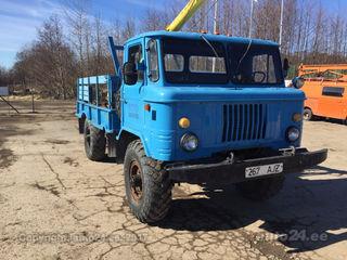 GAZ 66 4.2 V8 85kW