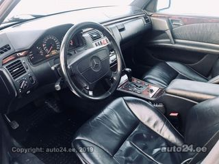 Mercedes-Benz E 320 4 MATIC 3.2 165kW