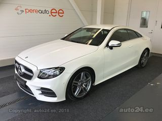 Mercedes-Benz E 200 AMG Widescreen 2.0 135kW
