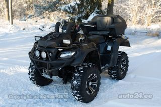 Suzuki King Quad KingQuad 750 EPS L7e 37kW