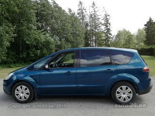 Ford S-MAX 2.0 107kW