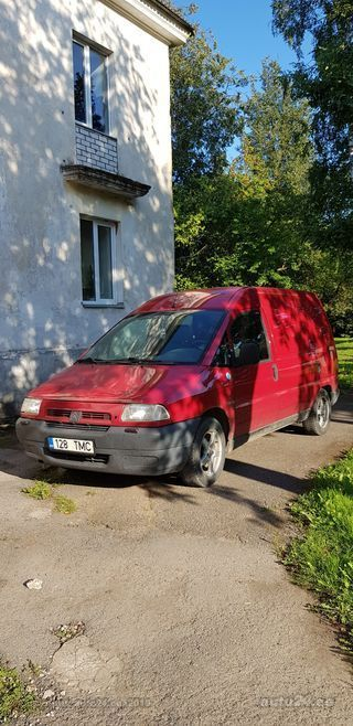 Citroen Jumpy 66kW