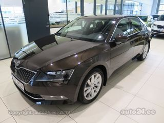 Skoda Superb AMBITION 1.5 TSI 110kW