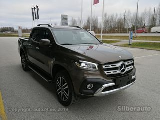 Mercedes-Benz X-klass 250d Power N1 2.3 140kW