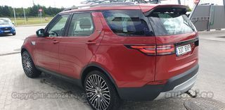 Land Rover Discovery LUXURY HSE 3.0 V6 250kW