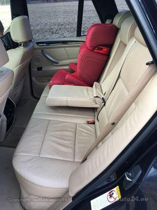 BMW X5 Sportpakett 3.0 M57TU 160kW