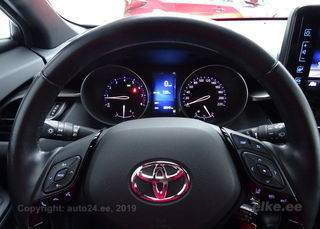 Toyota C-HR Active 1.2 85kW