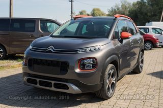 Citroen C3 Aircross Shine AT8 110 Puretech 81kW