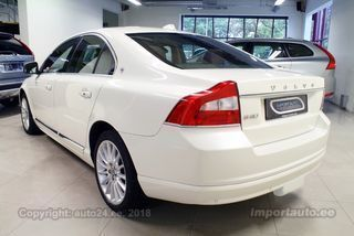Volvo S80 EXECUTIVE BUSINESS SECURITY 2.4 D 120kW
