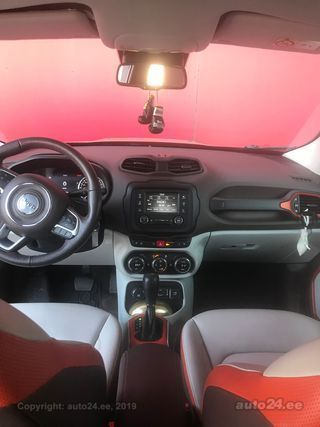 Jeep Renegade LiMITED 1.4 125kW