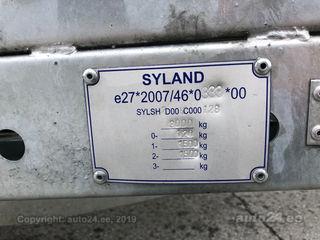 Syland SH2D