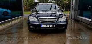 Mercedes-Benz C 320 3.2 160kW