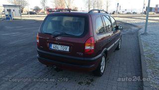 Opel Zafira 1.8 85kW
