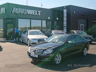 Mercedes-Benz C 200 KOMPRESSOR Avantgarde 1.8 135kW
